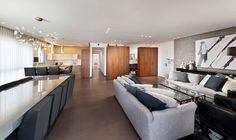 Urban Apartment by Architect Michal Schein - Design Milk