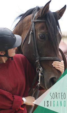 La Vereda quiere premiaros con un paseo a caballo para tres personas valorado en 54€, el jinete serás tú! #caballo #horse #equitación #sorteo #sorteos #gratis #sorteogratis #sorteosgratis #sorteomadrid #sorteosmadrid #Madrid #suerte #luck #goodluck #premio #free