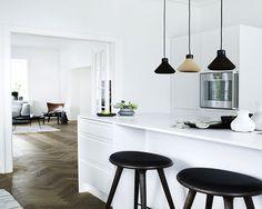 Luiz Lampe fra Mater Design - Smuk korklampe – 2RETHINK