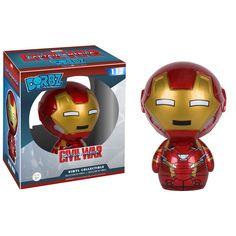Funko Civil War Dorbz Iron Man Vinyl Figure - Radar Toys