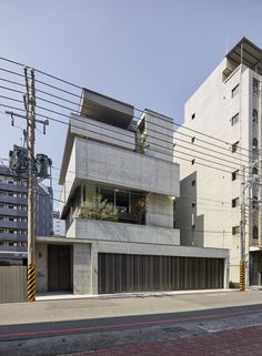 House NO. 46 / FCHY architect lab