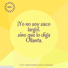 #HEY!,sera verdad que el ex presidente del Perú afirme esto?
