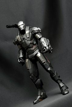 Iron Man 2 - War Machine by Zvv3ig, via Flickr I have two mint condition