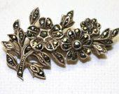 marcasite Marcasite Jewelry, Fool Gold, Art Nouveau Jewelry, Victorian Era, Vintage Brooches, Jewlery, Wedding Inspiration, Jewelry Design, Bling