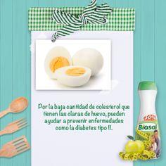 Conoce más propiedades que tiene la clara de huevo para tu nutrición. http://www.hoycambio.com/articulos/3/486/propiedades_de_la_clara_de_huevo._.html