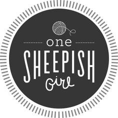One Sheepish Girl | Knitting Inspiration – Studio Meez