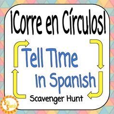 Get your students moving with this activity! Students answer the prompt, then find the answer around the room. When they find the answer, they go to it, and complete the next prompt, repeating until they have completed the circle! Some students like to race to see who can finish the loop fastest, others work at their own pace.