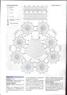 cuellos crochet gracias celsa - angeles marin - Álbumes web de Picasa