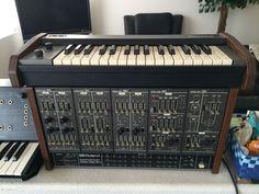 MATRIXSYNTH: Roland System Standard 100m + 180 Keyboard