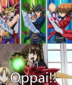 Highschool DxD lol this made my day...