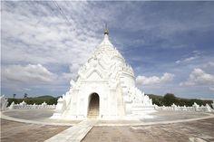 Mandalay - Myatheindan Pagoda, #Myanmar
