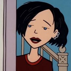 Find images and videos about girl, icon and cartoon on We Heart It - the app to get lost in what you love. Daria Morgendorffer, Jane Lane, Daria Quotes, Daria Mtv, Paper Sunflowers, Cartoon Profile Pictures, Bubbline, 90s Cartoons, Cartoon Icons