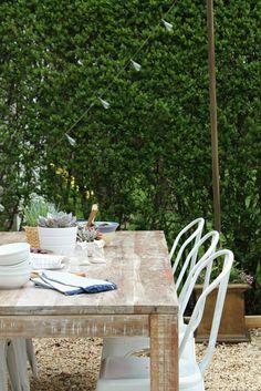 Outdoor Farmhouse Tablescape 2