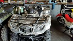 2013 Suzuki KING QUAD 4-Wheeler , CAMO for sale in Corpus Christi, TX