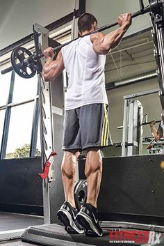 The 21 Best Lifts for Maximum Muscle Growth - Lower Body