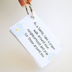 Countdown Cards>>acts of kindness
