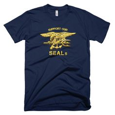 OPSGEAR® American Apparel Support Our SEALs T-Shirt