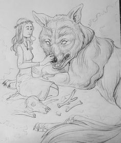 Snow and Bigby