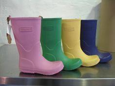 Image of bisgaard rubber boot ° black