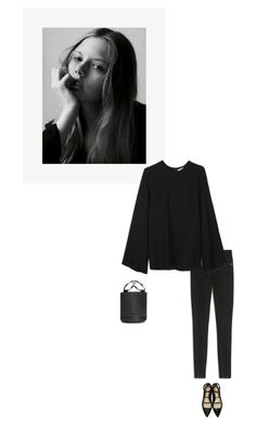 """""""/"""" by darkwood ❤ liked on Polyvore featuring Maison Louis Marie, Simon Miller and 3.1 Phillip Lim"""