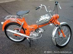 Vintage, expert, well-known and Vintage Motorcycles - Most people will sell bikes regarding a amazing kind! Triumph Motorcycles, Small Motorcycles, Vintage Motorcycles, Vespa Vintage, Vintage Bikes, Vintage Cars, Puch Moped, Moped Scooter, Mini Motorbike