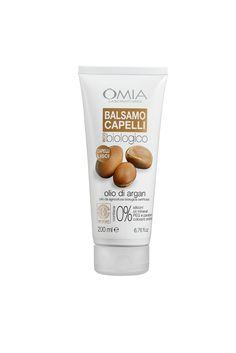 OMIA Balsamo Capelli - olio di argan  Capelli lisci e morbidi