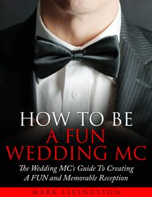 Turn a ordinary wedding reception into a fun party that everyone will want to be a part of.  http://weddingmc.org