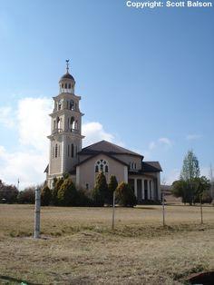 NG Kerk Machadodorp