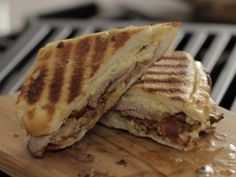 Cubano Sandwich with Mustard Aioli : Recipes : Cooking Channel