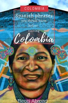 Worried about not being understood in Colombia? Brush up your Spanish with these 5 these useful phrases for being understood in Colombia South America Destinations, South America Travel, Top Destinations, Visit Colombia, Colombia Travel, Useful Spanish Phrases, Group Travel, Ocean Photography, Photography Tips