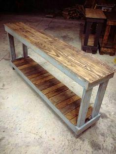 6ft sofa table