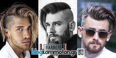Ανδρικά κουρέματα για κάθε τύπο μαλλιών! Barber, Hair Color, Mens Sunglasses, Hair Styles, Room, Fashion, Beard Barber, Haircolor, Bedroom