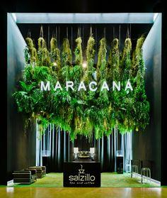 Stand Maracaná / Maracaná stand
