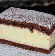 Sweet Desserts, No Bake Desserts, Sweet Recipes, Tiramisu, Fudge, Recipies, Cheesecake, Deserts, Sweet Home