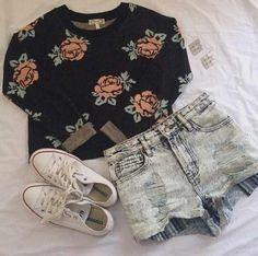 Lindo Outfit para Salir con Amigas ♡
