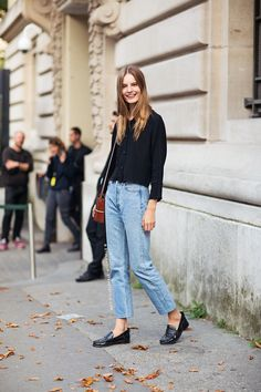 Tilda lindstam (stockholm streetstyle) minimal casual+chic м Style Désinvolte Chic, Mode Style, Her Style, Casual Chic, Style Casual, Smart Casual, Estilo Fashion, Look Fashion, Autumn Fashion