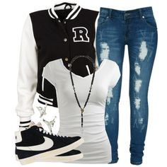 """Untitled #598"" by schwagger on Polyvore"