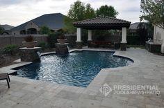 Custom Pool Gallery   Presidential Pools • Spas • Patio