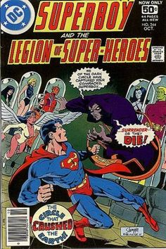Superboy and the Legion of Super-Heroes (Volume) - Comic Vine