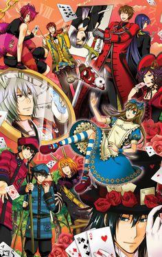 Heart No Kuni No Alice ~Wonderful Wonder World~