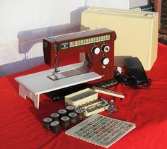Sewing machine   Viking Husqvarna 6460 1978 by annsquiltnstuff, $450.00