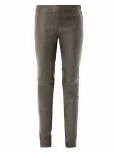 Lexi leather leggings-Freda