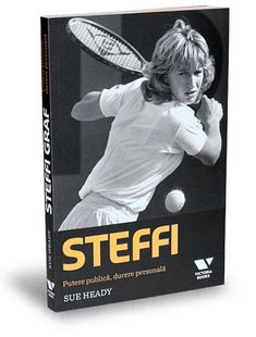 """""""Steffi. Putere publică, durere personală"""", de Sue Heady Editura Publica, Colecția Victoria Books, Bucureşti, 2015 Traducere din engleză de Florin Tudose Pătimașul spectator de tenis, ce am fost întotdeauna, avea cu totul alte pasiuni în anii 1990 în privința tenisului feminin profesionist. La începutul acelei perioade, în care la televizor erau difuzate primele turnee importante după mai multă vreme, eu eram pasionat de forța și tinerețea Monicăi Seleș, de faptul că la doar șaptesprezece… Baseball Cards, Reading, Sports, Books, Movie, Hs Sports, Libros, Book, Reading Books"""