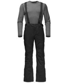 The North Face Men's Anonym Insulated Ski Pants - Black XXL