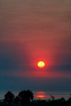 Nice sunsets
