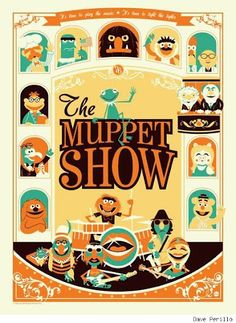 -It's time to get things started, its time to light the lights, it's time to get things started on the most sensational inspirational televational muppetinsational, this is what we call the muppet show!!!!!!