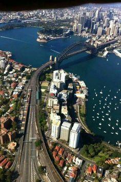 Sydney Harbor, New South Wales, Australia. Brisbane, Melbourne, Perth, Ayers Rock Australia, Sydney Australia, Australia Travel, Tasmania, Auckland, Islas Cook
