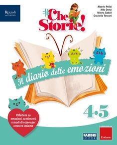 Textbook, Author, School, Books, Kids, Diary Book, Italy, Young Children, Libros