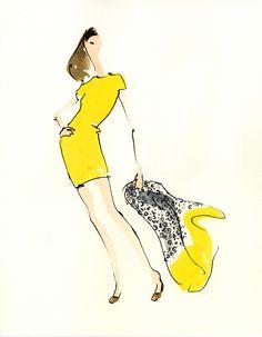 Ann Illustrated c/o Ann Taylor