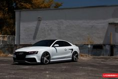 OSS Designs and Vossen-Tuned Audi RS5